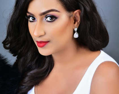 Beautiful Throwback Photo of 17 Year Old Juliet Ibrahim as a Model