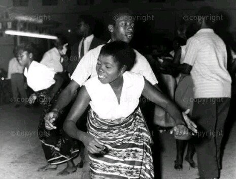 Nigerian Club Looked Like in 1959