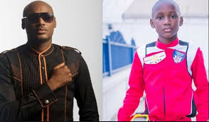 Awwww read this lovely message from Nino to his father, 2face as he clocks 43