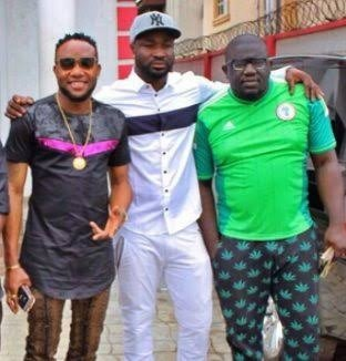 Sososoberekon and Harrysong shade their former label, Five star music