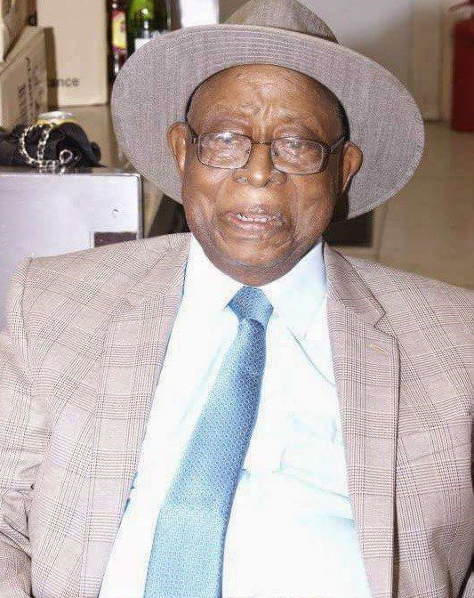 Baba Sala the veteran comedian and actor is dead