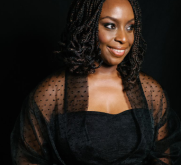Chimamanda Adichie explains why she is angry about sexism than racism