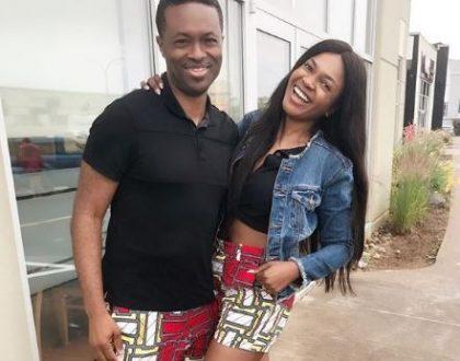 Omoni Oboli celebrates 18th wedding anniversary with husband Nnamdi Oboli