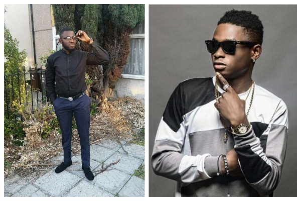 Wale Applause, Lil Kesh's former manager exposes some dirty  business in the music industry