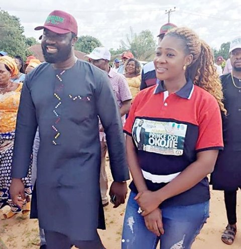 Mercy Jonson Joins Husband in 2019 Election Campaign