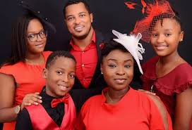 """I am afraid of my wife"" Van Vicker says as he celebrates his 15th year wedding anniversary"