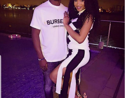 Odion Ighalo and wife Sonia Ighalo celebrate their 9th wedding anniversary