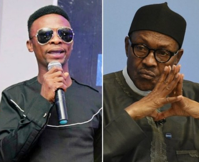 An open letter from comedian I Go Dye to President Buhari