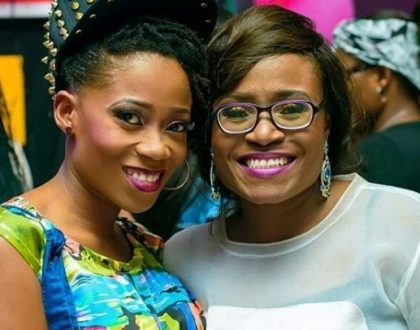 Funke Bucknor reveals her sister's cause of death