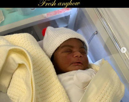 Super Eagles defender Kenneth Omeruo welcomes first child with his wife, Chioma