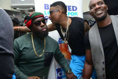 Lol, Singer Timaya asks Wizkid for some of his stew