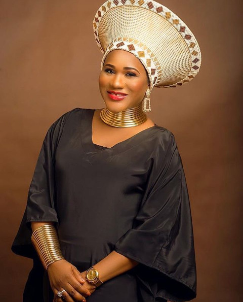 Royal photos of Sunmbo Adeoye as she adds another year today
