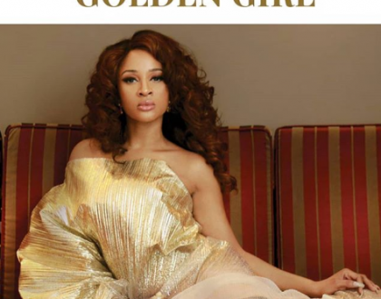 Adesua Etomi looks ravishing as she features on the second edition of fashion weekend magazine by GTB