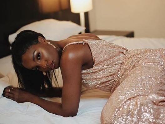 Seyi Shay is all shades of sexiness in these photos