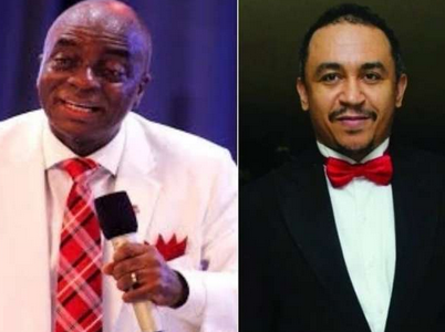 Daddy Freeze reacts to Bishop David Oyedepo's claim of being dangerously rich