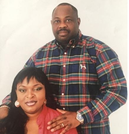 It's been 26 years of marital bliss for Dele Momodu and his wife as they celebrate their wedding anniversary
