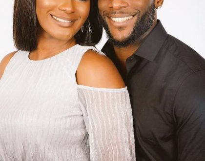 lovely photos of comedian Wale Gates and his wife as they celebrate their 10th year anniversary