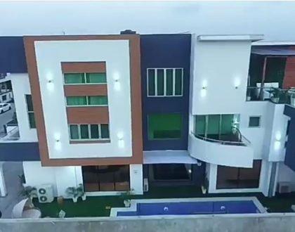 Ayo Makun's Mansion