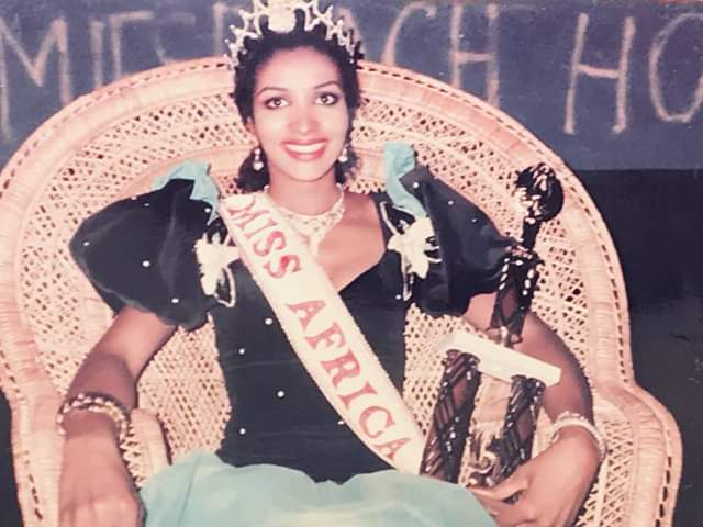 Bianca Ojukwu celebrates her 30th anniversary as Most Beautiful Girl in  Nigeria with throwback photos - Ghafla! Nigeria