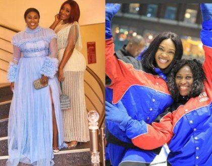 Stella Dimoko Korkus Shades Omoni Oboli, Says People are Calling her a User