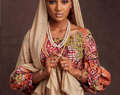 Check out these beautiful birthday photo of  Zahra Buhari Indimi