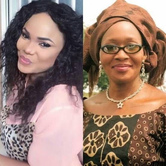 Kemi Olunloyo Comes for Iyabo Ojo, Calls her an 'Ashawo'