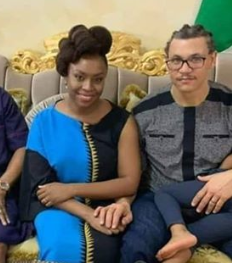 Check out these new photos of Chimamanda Adichie and her husband, Ivara Esege