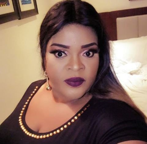 Actress Allwell Ademola in a relationship with her late fiance's best man