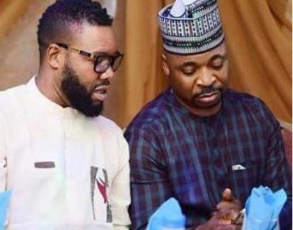 Koko Zaria confirms that MC Oluomo is well now