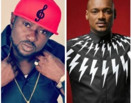 """""""only blackface can explain the problem he has with me"""" - 2face"""