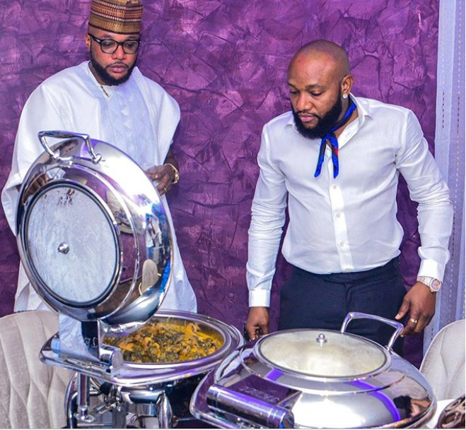 What do you think of this photo of E-money and Kcee