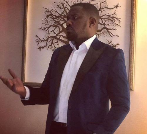 John Dumelo needs guidance on how to make agriculture interesting to the youths