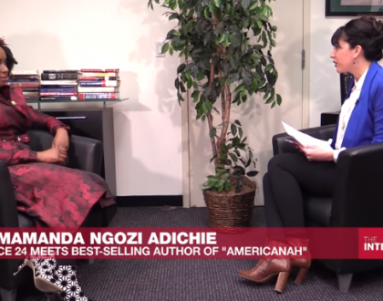 Chimamanda Adichie says the Donald Trump regime has allowed women to become politically active