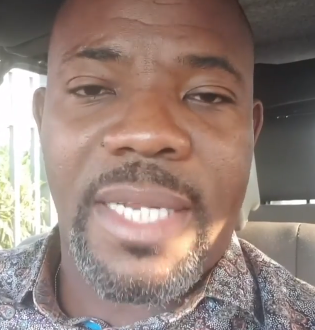 """""""If you are looking for a woman to worship and serve you, don't marry an educated woman""""- Comedian Okey Bakassi"""