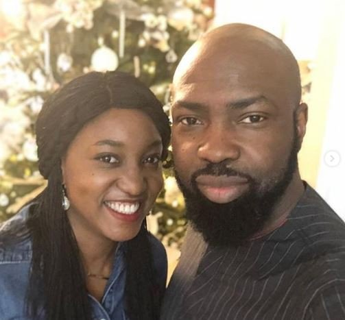 Audu Maikori and wife celebrate their 11th wedding anniversary