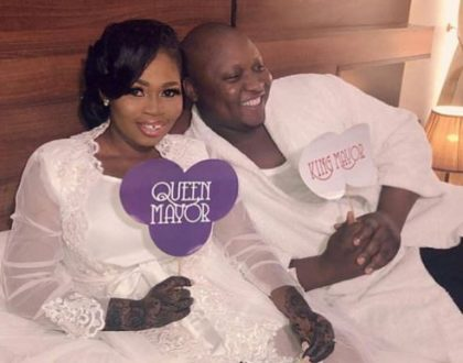 Photos from actress Tawa Ajisefinni wedding in Ibadan