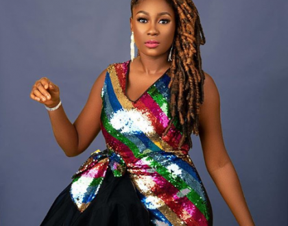 Check out this lovely new photo of actress Lota Chukwu