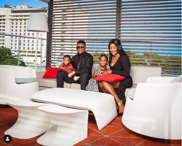 See this lovely photo of Chacha Eke and her family