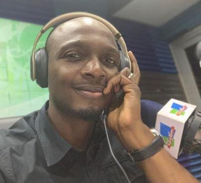IK Osakioduwa is leaving Rhythm 93.7FM after 18 years