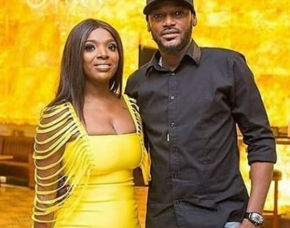 """""""Your type is rare"""" - Annie Idibia commends her husband"""