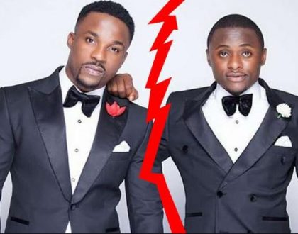 Ubi Franklin shares chat that has Iyanya telling him to warn Tekno