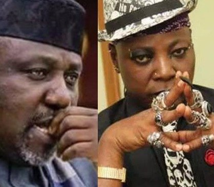 Charly Boy says Rochas Okorocha will be nailed to the cross for his sins against Imo people