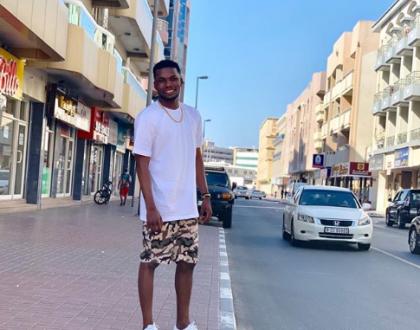"""Dubai be like backyard"" - Victor AD thanks God for his success"
