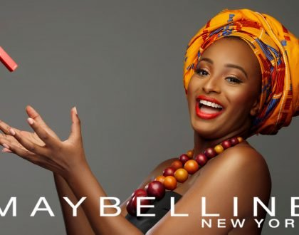 "DJ Cuppy becomes the new face of Maybelline ""IT GIRL"" cosmetics"
