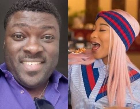 """""""If anything happens to me and my children, I will hold you responsible""""  David Fagbuyiro calls out Tonto Dikeh"""
