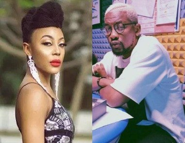 Clash between Ifu Ennada and OAP Dotun over her N5M statement