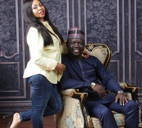 Seyi Law and wife celebrate their 8th wedding anniversary