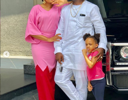 Check out this photo of Jude Okoye and his family