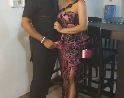 Photos of celebrities at Mo Abudu's daughter's traditional wedding