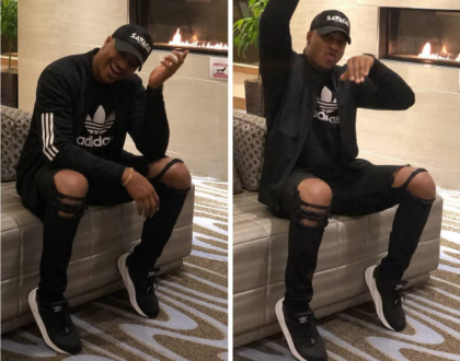 IG user says actor IK Ogbonna looks effeminate in his new photos